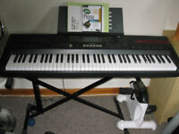 CASIO KEYBOARD PLUS STAND MODEL CTK-810 WK-110