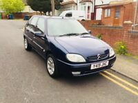 CITROEN SAXO LOW MILAGE 38000 1.1 ENGINE LOW MILEAGE not micra polo fiesta