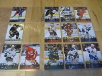 13 Young Guns hockey cards: Ben Bishop, James Neal, W. Simmonds