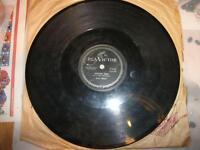 Disque Record 78 tours Elvis Presley RCA Victor