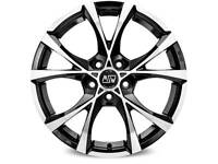 MSW Alloys & Dunlop Tyres