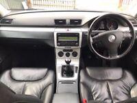 VW PASSAT 2.0 TDI CR 140 HIGHLINE DIESEL LEATHER 12 MONTHS MOT