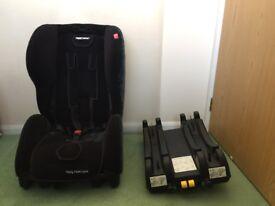 RECARO Young Expert Plus ( Group 1 ) + Isofix Child Car Seat Base