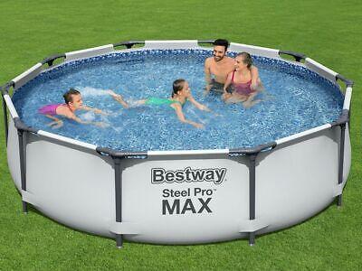 Bestway 56406 Piscina Steel Pro Max Marco Sin Accesorio 305x76cm
