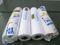 THERMAL PAPER ROLLS for FAX MACHINES