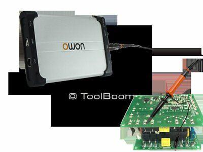 Owon Vds1022 Portable Digital 2-channel Isolated Usb-oscilloscope