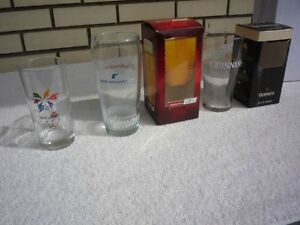 glass Collection F1 BMW Guinness Fun Noir Nagano 1998 Olympic
