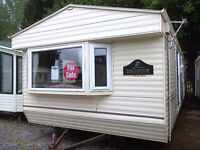 Static Caravan Willerby Manor 37 x 12 ft 2 Bedrooms, Double Glazing, Central Heating