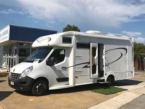 2015 Sunliner Holiday Vida with Slide Out North Narrabeen Pittwater Area Preview