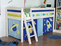 Thuka mid sleeper bed (Raised bed for Toddlers)