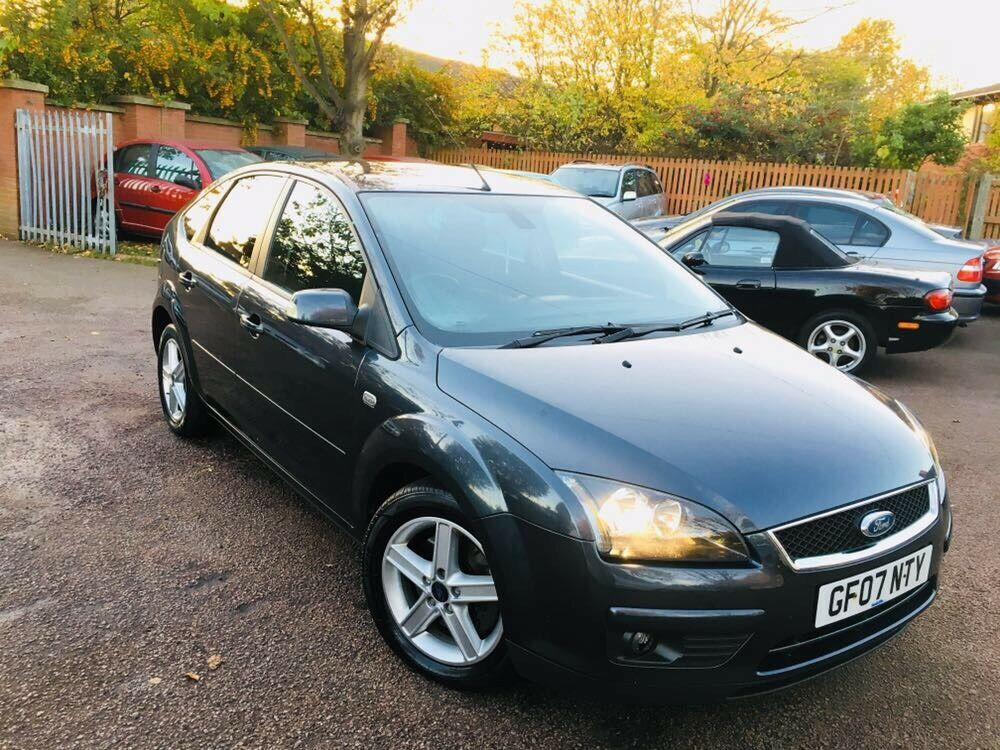 Ford Focus 1.8 turbo diesel full history nationwide delivery 1395