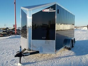 2017 Cross Trailers Alpha Series 7x14 Enclosed Cargo Trailer