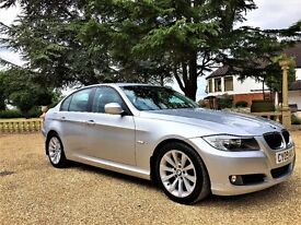 BMW 3 SERIES 318i SE, FSH, MOT July 2018, Excellent All Round, 3 Month Warranty (silver) 2009