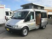 2005 Sunliner Pop Top Campervan Valentine Lake Macquarie Area Preview