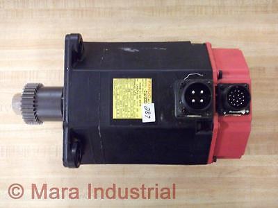 Fanuc A06b-0142-b575 Ac Servo Motor A06b0142b575 Tested