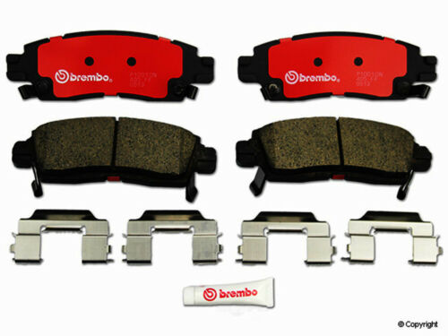 Disc Brake Pad Set-Brembo Rear WD EXPRESS 520 05370 253