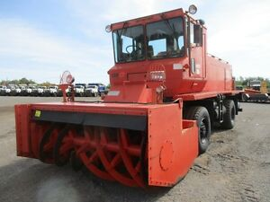 1994 SMI Snow Blower at Auction