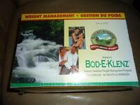 Cure de nettoyage - gestion du poids