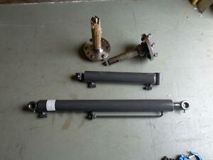 PARTS FOR THOMAS SKID STEER (  2004 153 MUSCLE )