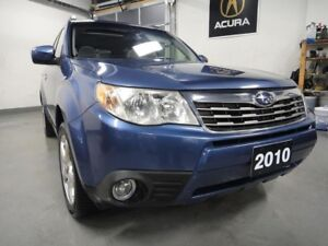 2010 Subaru Forester 2.5 L,AWD,ONE OWNER,ALL SERVICE RECORDS