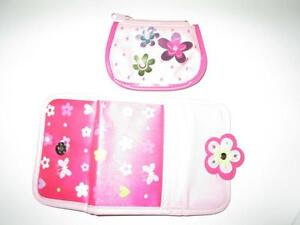 Little Girl's Pink Poppy Wallet and Coinpurse set, EUC Belleville Belleville Area image 2