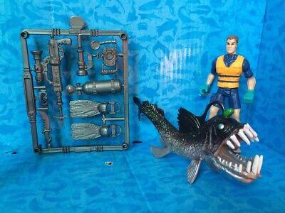 Deep Sea Angler Fish 5  Toy Chap Mei Animal Planet Adventure Ocean River Diver