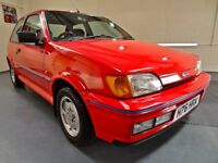 fiesta xr2i or turbo wanted in red in good condition and red