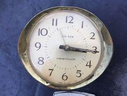 Big Ben Westclock vintage wind up alarm clock