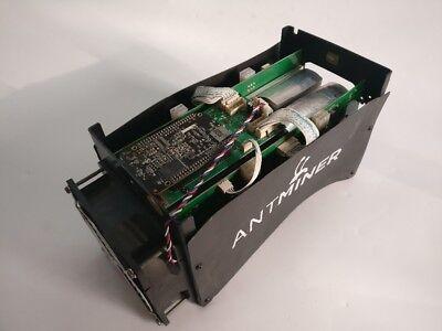 USED Bitmain Antminer S5 BTC Miner Bitcoin ASIC Mining Machine SHA256 1155GH/s