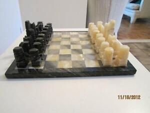 Onyx Chess set West Island Greater Montréal image 2