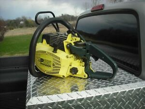Wanted Pioneer P35 Chainsaw