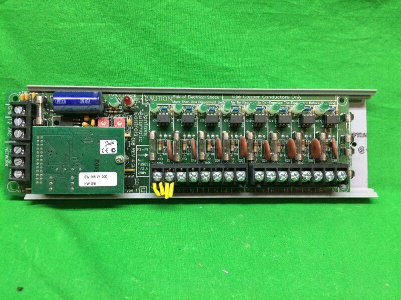 Danfoss Automatic Controls AF020081 SW OI8 V1.00D 70-204