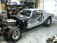 1977 Pontiac Firebird Coupe project car