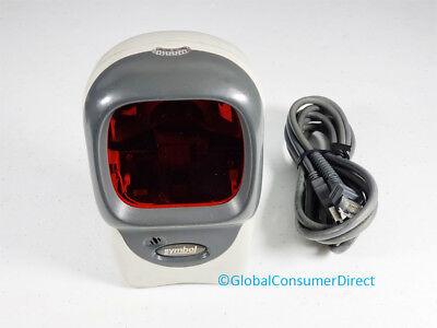 Symbol Motorola Ls9208-sr10001nswr 1d Laser Barcode Pos Reader Scanner Usb