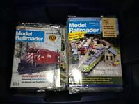Kalmbach Publishing Model Railroader Magazine