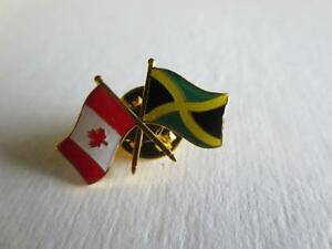 JAMAICA FLAG Pins