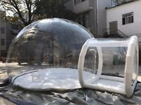 Bubble Tent. Inflatable tent promotional tent marquee. 4 Meter tent.