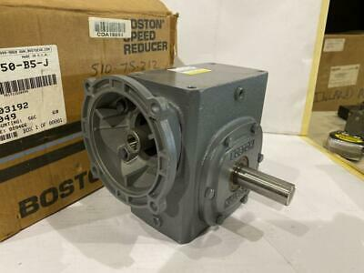 Boston Gear Speed Reducer F726-50-b5-j  Fr 56c Ratio 501 1375 In-lb New