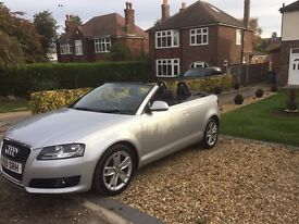 Audi Convertible 1.8 Sport Petrol 2009 (please no 'we buy any car prices'!)it's cheap enough.