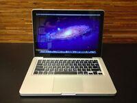 "2.3Ghz Core i5 13.3"" Apple MacBook Pro 4GB 320GB HD Reason QuarkXpress Final Cut Pro X Ableton Live"