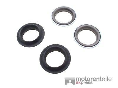 Beläge AJK54 hinten für MERCEDES A-CLASS W169 FEBI BILSTEIN Bremsscheiben Set