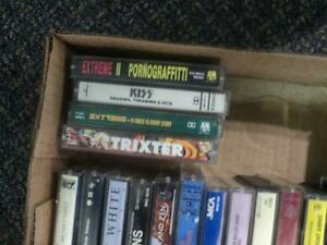 VINTAGE   HEAVY METAL / HARD ROCK /ALTERNATIVE CASSETTES Edmonton Edmonton Area image 5