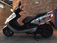 Scooter 125cc Yamaha Majesty