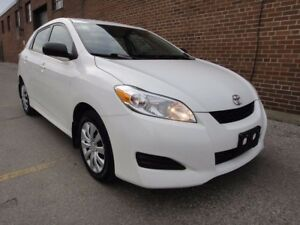 2012 Toyota Matrix ONE OWNER ALL SERVICE RECORD.MINT CONDITION