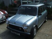ROVER MINI CITY E (silver) 1990