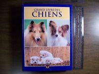 Le Grand Livre des Chiens-250 Races de chiens-78 Races rares