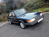 SAAB 900 SE CLASSIC 2.0 16V AUTOMATIC 5DR HATCHBACK, 1993 IMMACULATE CONDITION THROUGHOUT