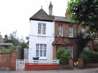 A two bedroom cottage close to Wood Green Tube Station and local shops with a garden N22