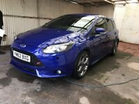 2012 FORD FOCUS ST2 MINT CONDITION RS SPOILER FULL HISTORY LOW MILES ANY INSPECTION WELCOME MAY PX