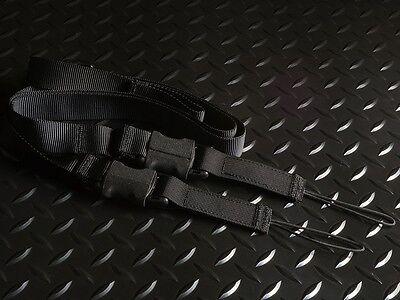 Strike Industries S3 Sling With Kevlar Loop   Black Si S3 Sling Black